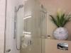 Duschbad mit edler Glasdusche