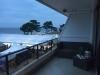 Loungemöbel (Eisbahn Dezember bis Februar im Hintergrund)