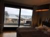 Schlafzimmer mit Ostseeblick