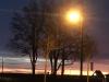 Sonnenaufgang aus der FeWo