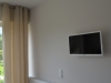 TV im Schlafzimmer mit DVD