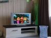 TV-Bereich mit Wellnessbeleuchtung